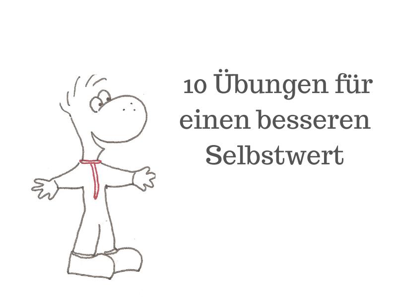 Beitragsbild 10 Übungen für einen besseren Selbstwert
