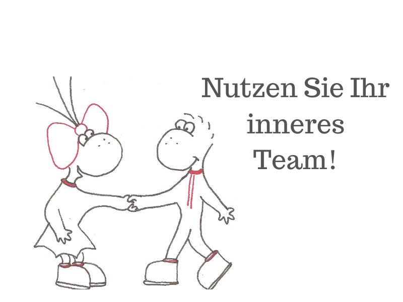 So nutzen Sie Ihr inneres Team