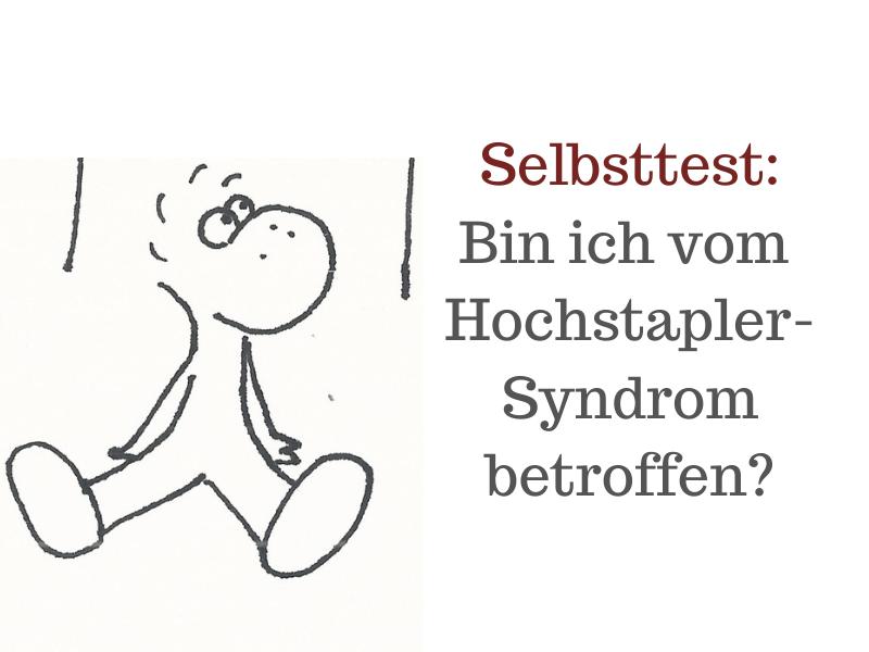 Impostor-Test: Bin ich vom Hochstapler-Syndrom betroffen?